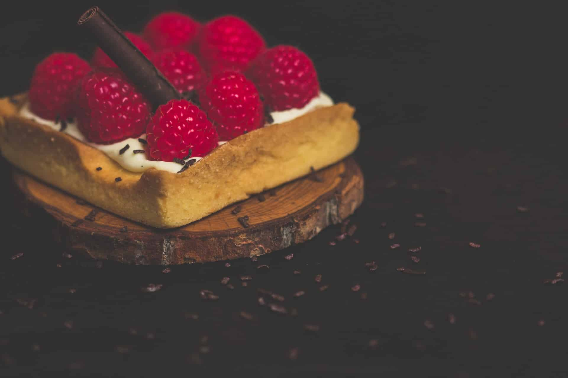 Dessert Stadsvallens Catering